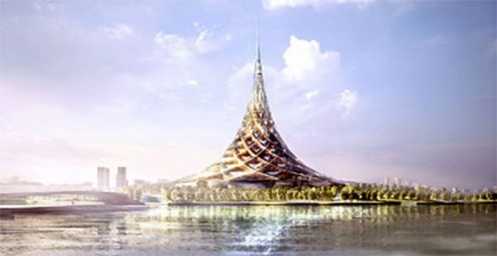 Most amazing buildings around the world Part 1