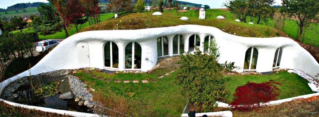 Stunning underground homes Part 2