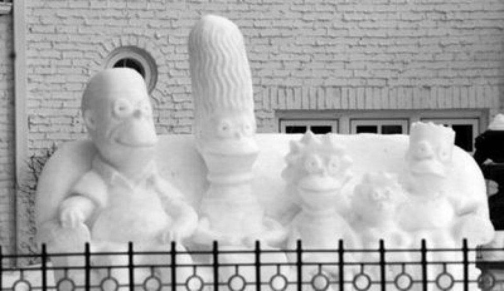 Most Incredible Snowmen ever built