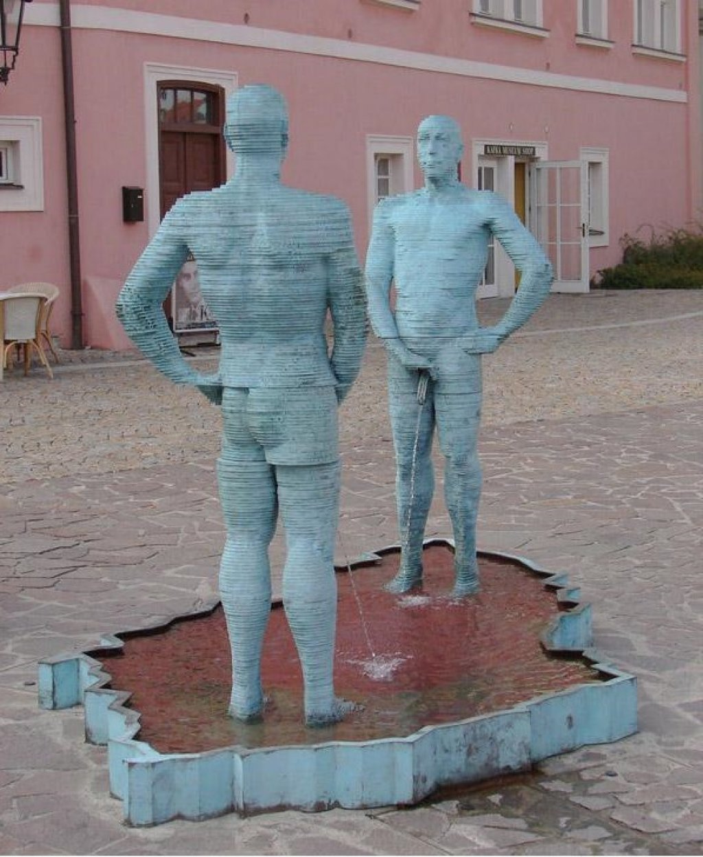 Strangest sculptures in the world