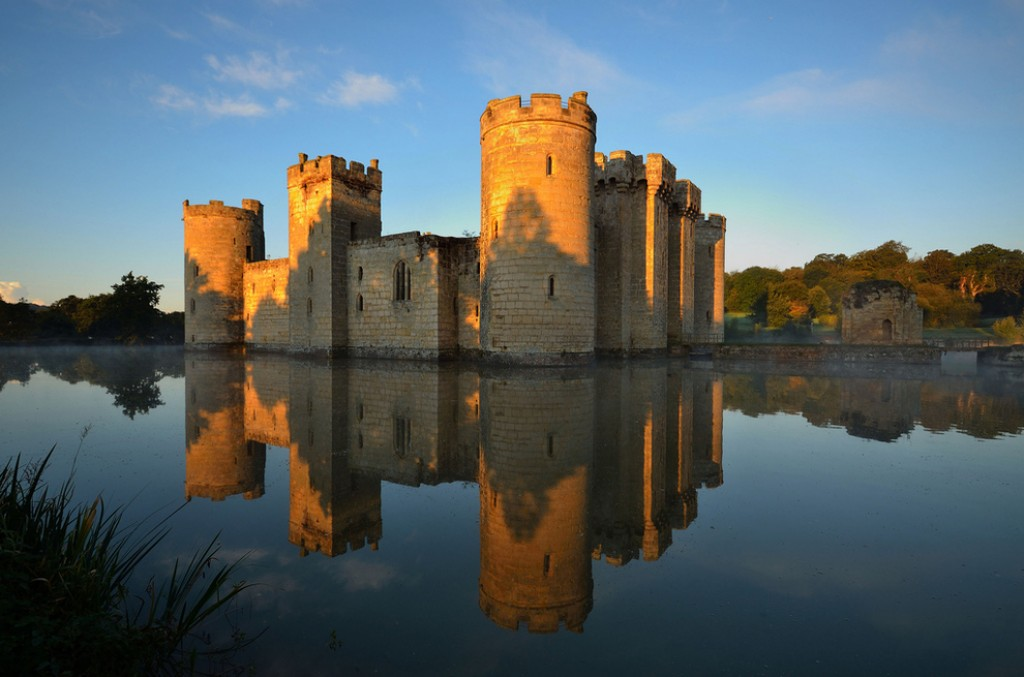 Beautiful castles around the world