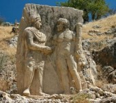 10 ancient reliefs and stone carvings