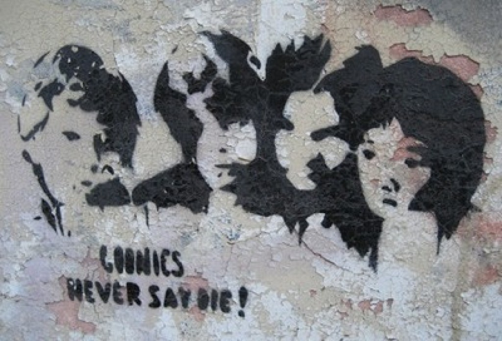 15 examples of Geek Graffiti