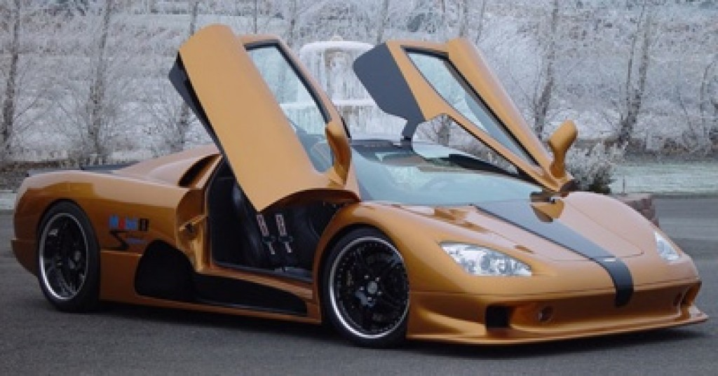 A top of the most expensive cars
