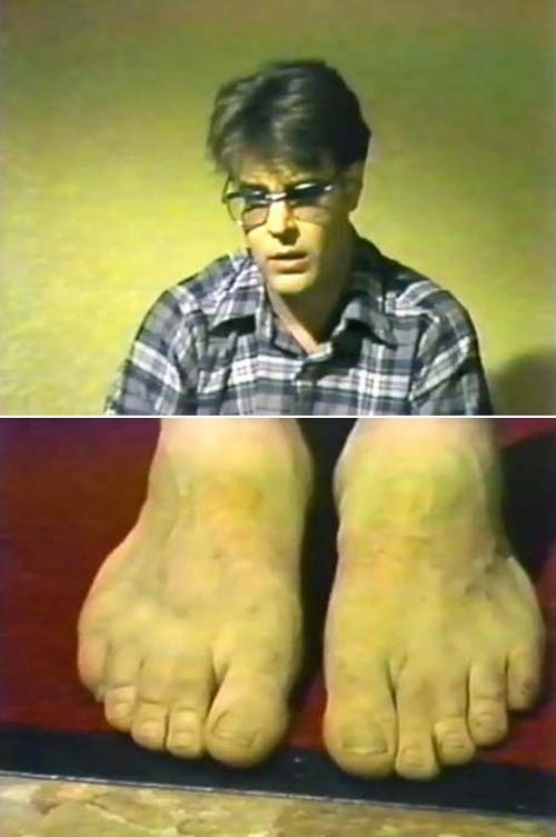 30 Famous Foot Fetishists - BuzzFeed