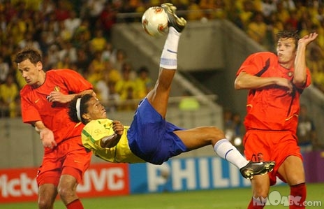 Best timed and funniest sports photos