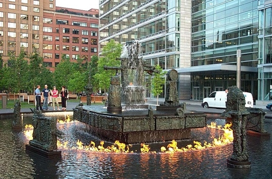 Top 10 fantastic fountains