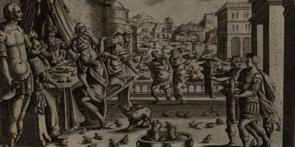 Unbelievably crazy cures for the plague