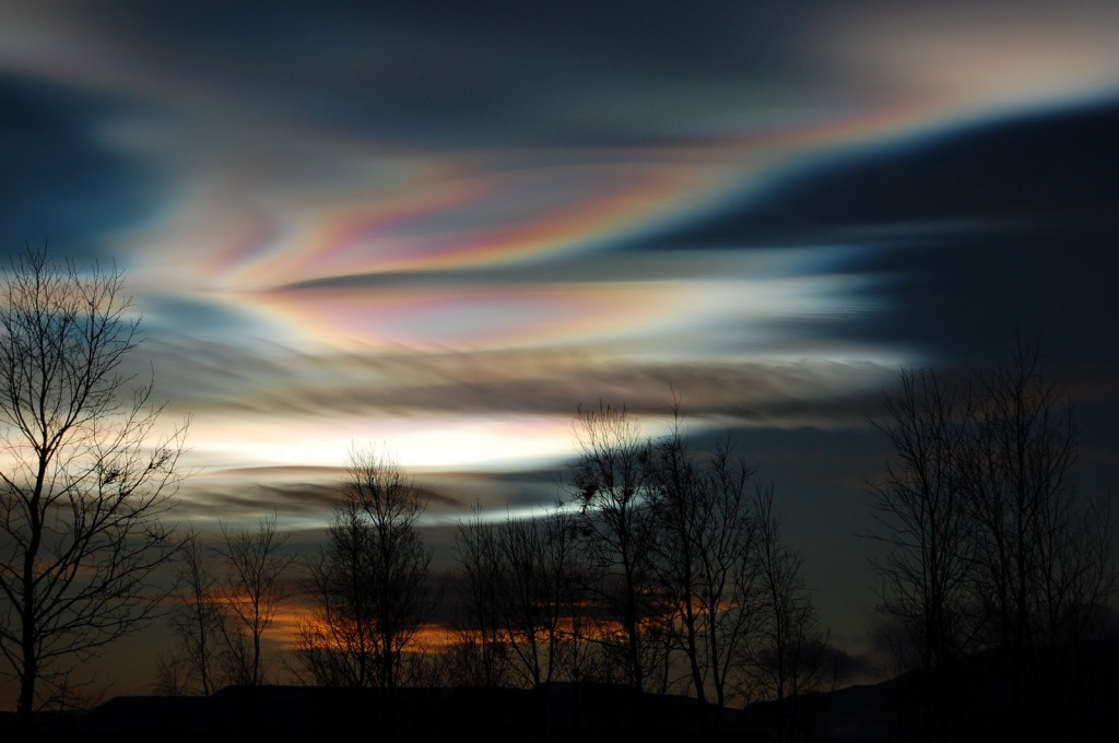 Top 10 spectacular rare cloud formations