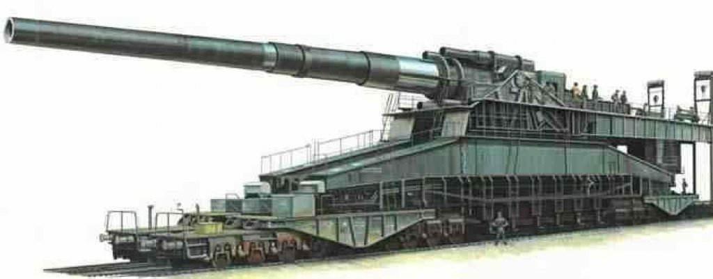 Gustav Gun, Hitler's great weapon