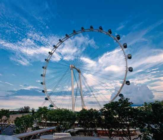 Top 10 Ferris Wheels