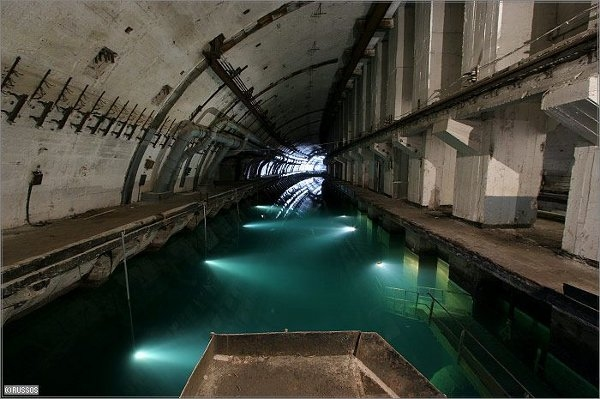 10 creepy, beautiful abandoned modern places