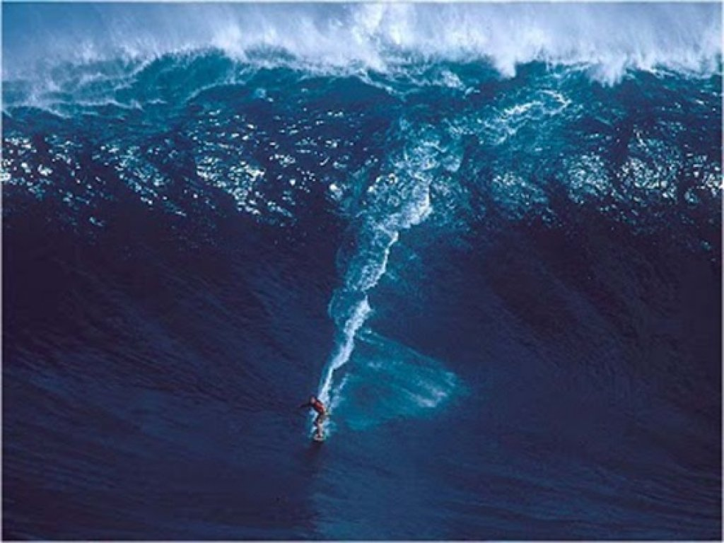 Top 10 most dangerous waves worldwide