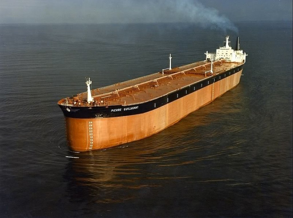 Biggest Ship in the World