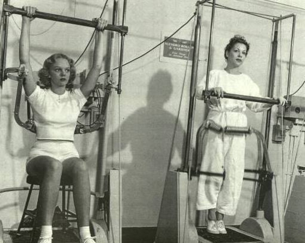 The beginning of fitness