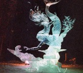 Incredible ice sculptures and ice carving-Part 1