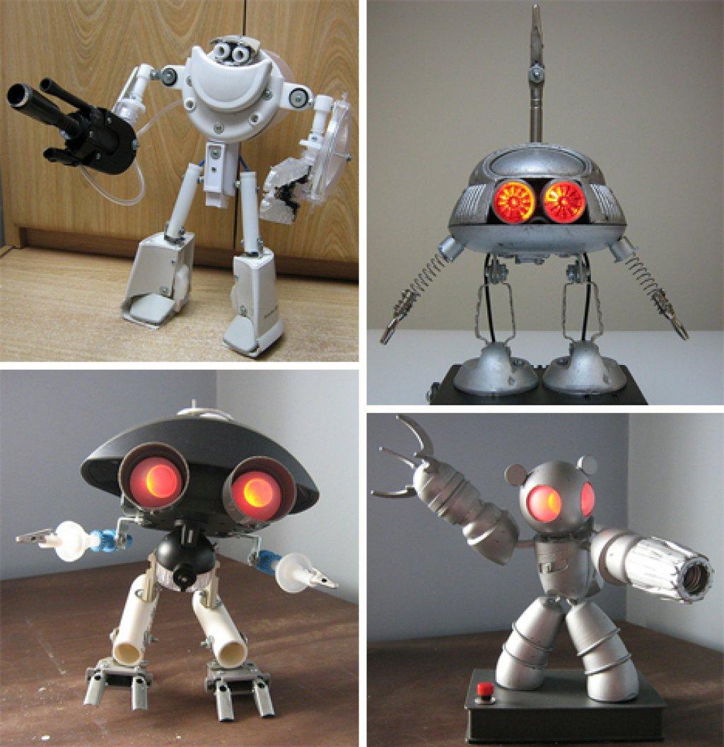Как сделать роботехнику