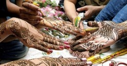The art of Henna Tattoos in South Asia